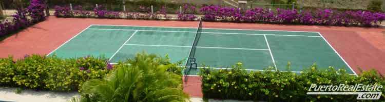 Puerto Escondido Tennis Court