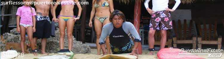 Beni Surf Classes