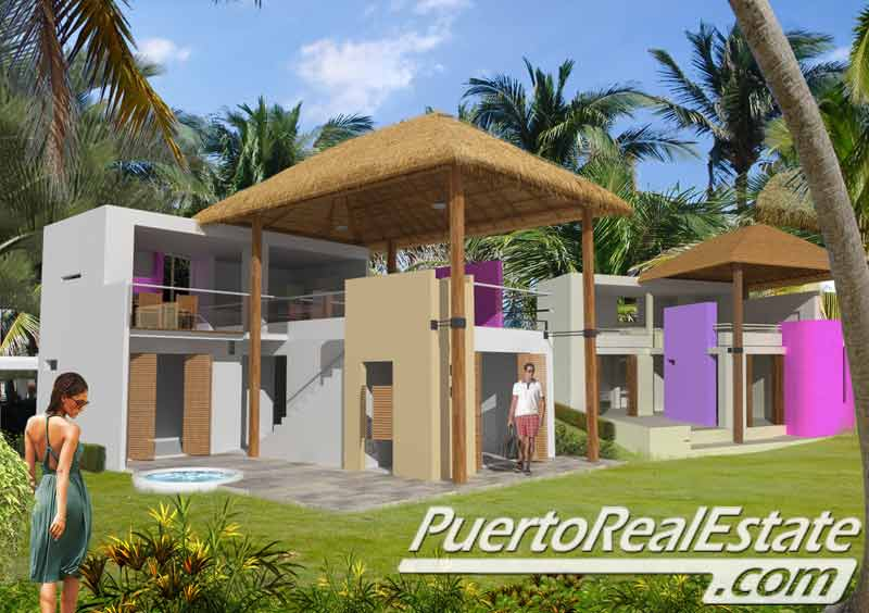 Resort villas in Puerto Escondido