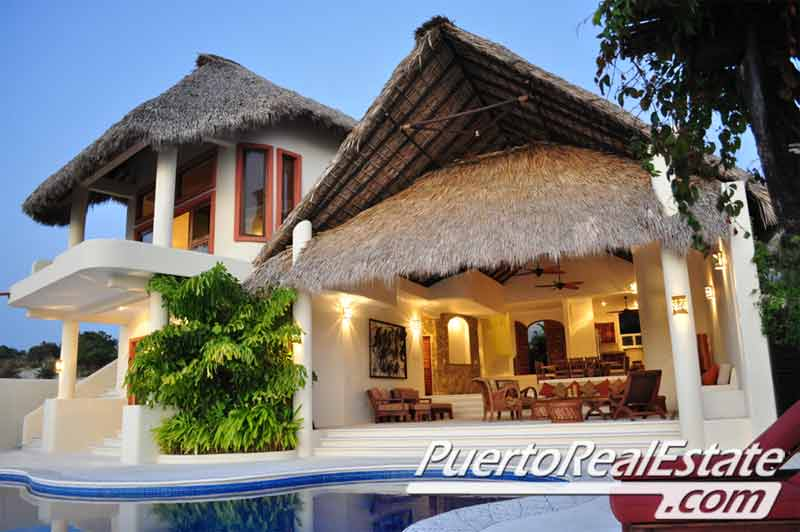 152 Casa Happy Oceanfront Vacation Home For Rent In
